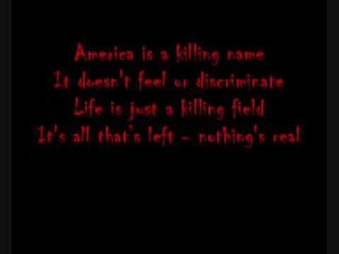 Slipknot - Gematria (The Killing Name) Lyrics | MetroLyrics