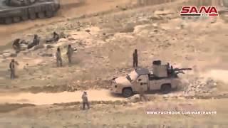 ВОЙНА В СИРИИ! ПОДБОРКА БОЕВ ЗА ПАЛЬМИРУ   SYRIA WAR! BATTLE FOR PALMIRA COMPILATION 10 04 2016