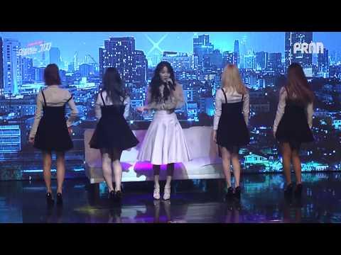 [Live]소유(SOYOU) - 기우는 밤 (The Night)  (171213 RE:BORN SHOWCASE)
