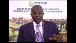Lamine Sagna Gouverneur de Louga