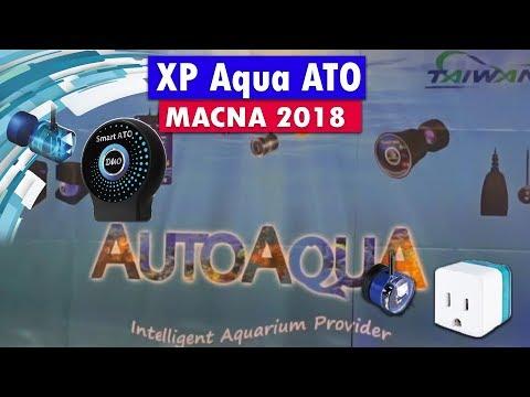 XP Aqua Intelligent Aquarium ATO - MACNA 2018