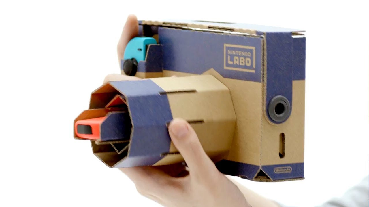 Image result for nintendo labo camera