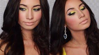 ☼Макияж с желтыми тенями | Yellow Eye Makeup☼