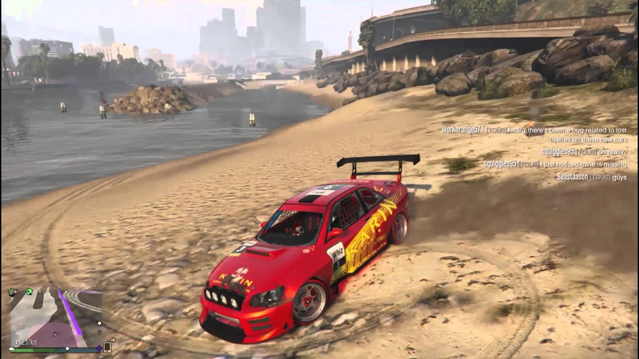 how to find a karin sultan in gta online