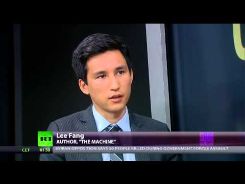 Conversations w/Great Minds - Lee Fang, The Machine: A Field Guide to the Resurgent Right P1