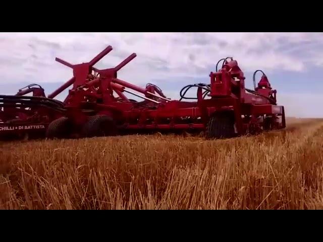 Sembradoras Monumental, Air Drill 10000 granos finos con kit granos gruesoS, TRACTOR NEW HOLLAND