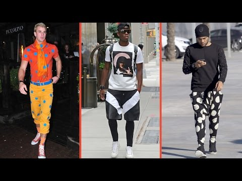 The 22 Worst Dressed Footballers ● Crimes Against Fashion II Vote For The Worst II