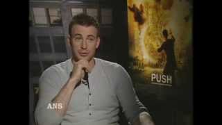 CHRIS EVANS ANS PUSH INTERVIEW