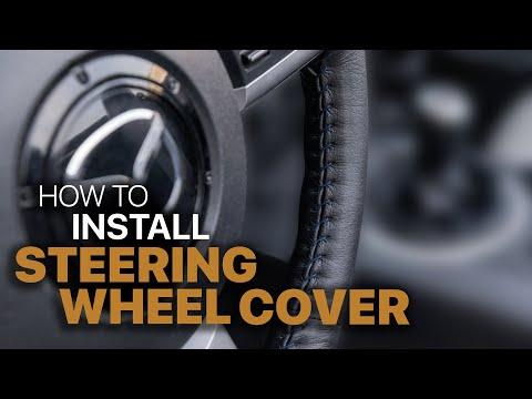 Do Not Start 16 in. Steering Wheel Cover