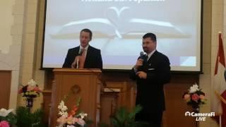 Sermon 2/18/17 en ingles traducido en español