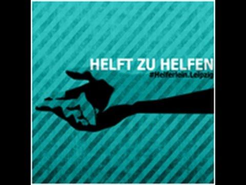 Helferlein Leipzig bei Radio Blau 13.07.2016