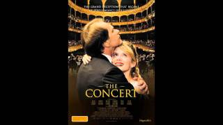 Le Concert Soundtrack - Tchaikovsky Violin Concerto in D Major op. 35