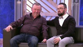 Молитва Влади Блайберга услышана: участник шоу «Голос» впервые встретился сосвоим отцом.
