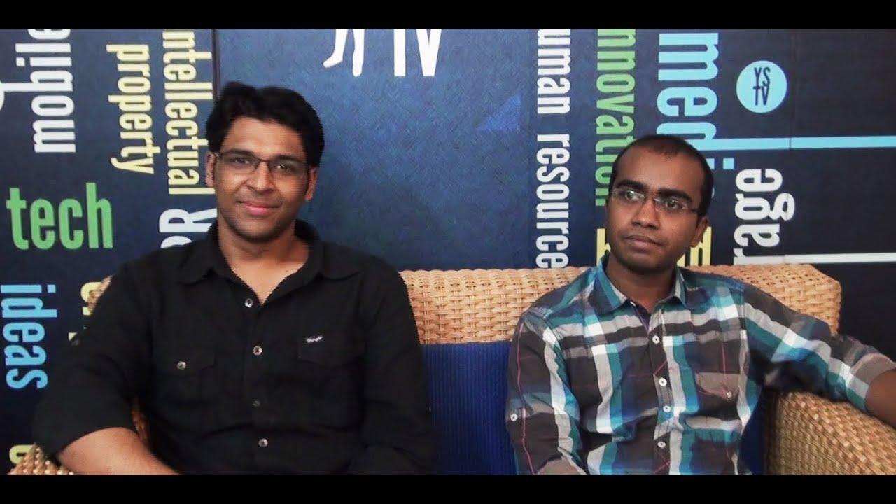 HackerEarth Founders Sachin Gupta and Vivek Prakash | YourStory TV