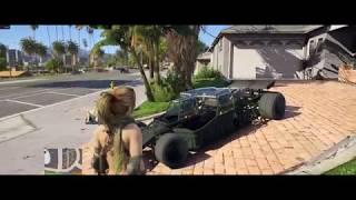 GTA 5 Mods Fast & Furious 6 Flip Car 1080P 60fps