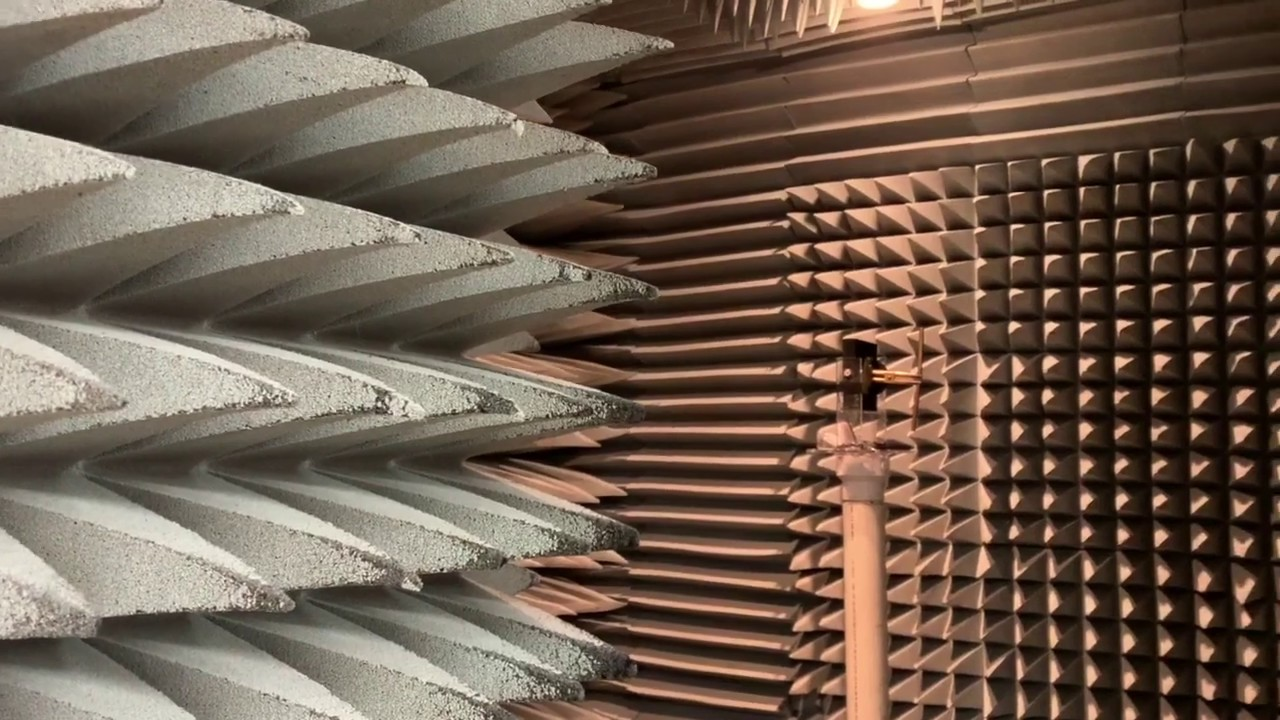 Preview image for EERC Anechoic Chamber video