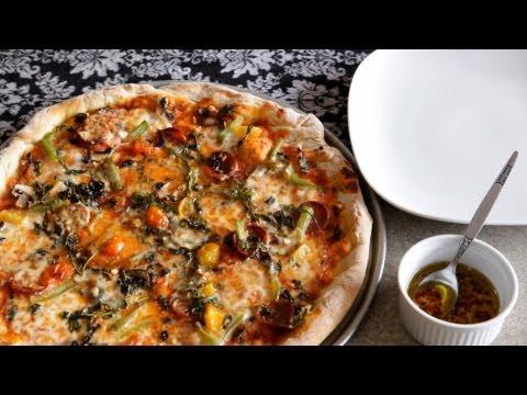 Rezept: Pizzateig selber machen
