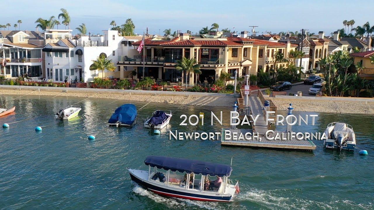 201 N Bay Front Newport Beach