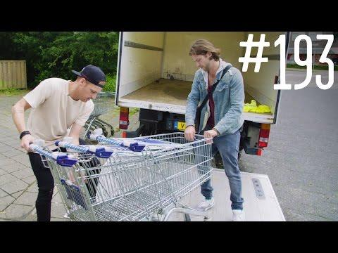 #193: Winkelkarretjes Verwisselen [OPDRACHT]