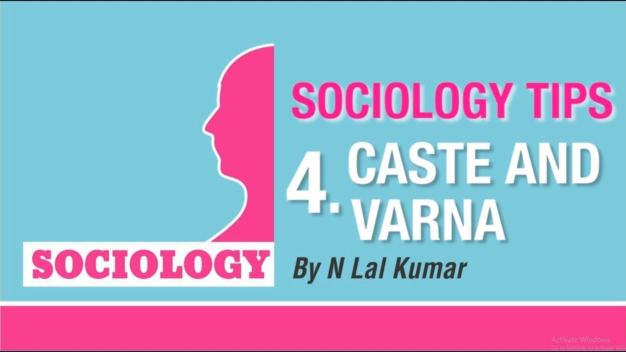 caste and varna