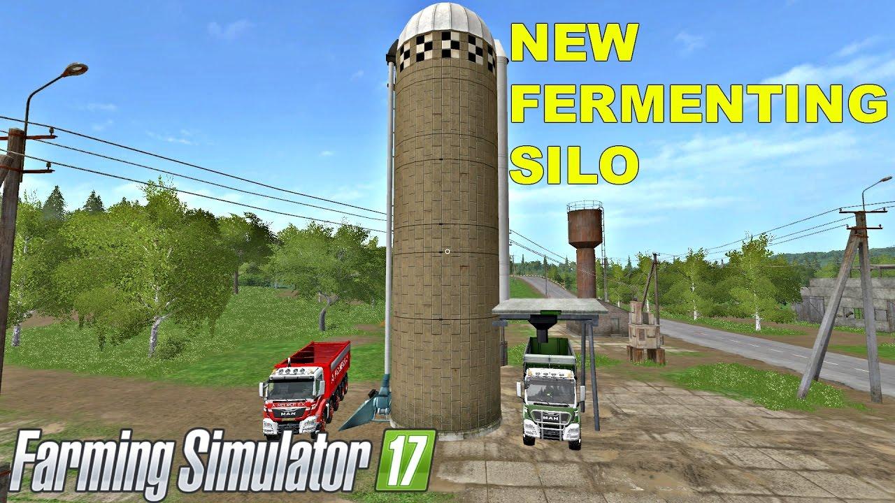 FS | 17 | Mods NEW FERMENTING SILO