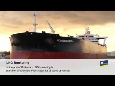 Port of Rotterdam - LNG