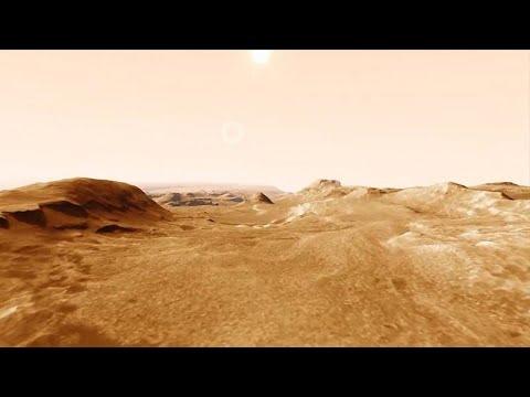 So überraschte der Mars uns 2018