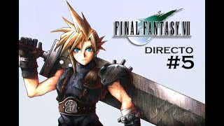 Final Fantasy VII. Recordando el clásico 5