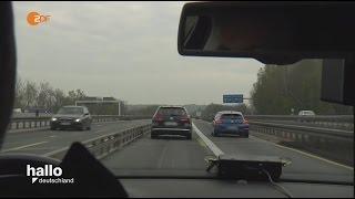 Raserjagd auf Autobahnen