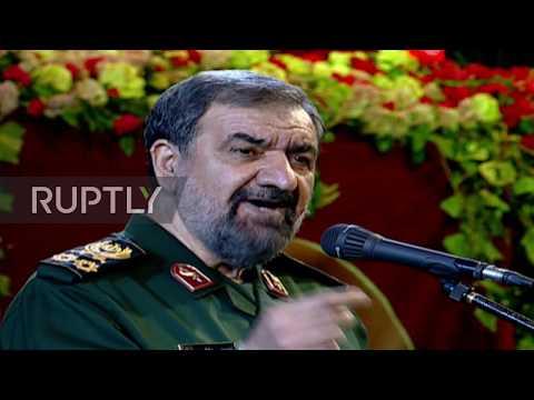 Iran: Ex-Revolutionary Guards chief threatens Israel with 'annihilation' if US retaliates