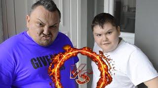 Sin i otac se izluđuju