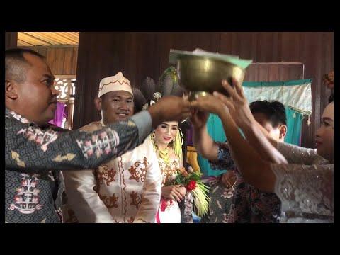 Nikah Adat Dayak Kalimantan Tengah Desa Tumbang Lahang Kab Katingan