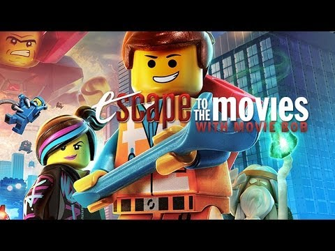 THE LEGO MOVIE (Escape to the Movies)