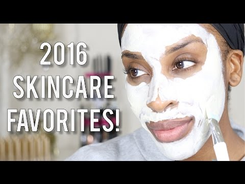 2016 Skincare Favorites! | Jackie Aina