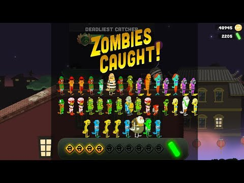 Zombie Alien Catcher Codes Cheat For Coins Levels For Android