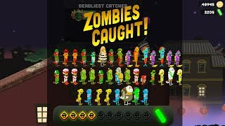 New START GAME ZOMBIE CATCHERS WITHOUT CHEATS! TRY TO UPGRADE SQUEEZERS !! TRY TO TAKE A NEW HIGH RA