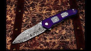 Brown Knives Servo #2: Super slim, lightweight and EDC ready