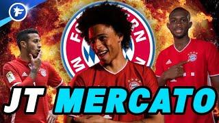 Le  Bayern Munich dynamite le marché   Journal du Mercato