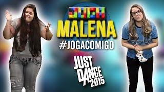 Fã humilha Malena no Just Dance  - Joga Malena #11