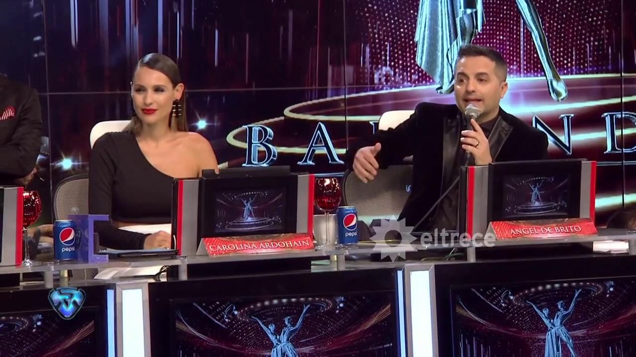 Puntaje perfecto para Laurita y Fede en el Reggaeton pero Polino denunció favoritismo