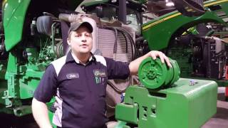 Maintenance Instructions for the John Deere Vari-Cool Fan Drive. Th...