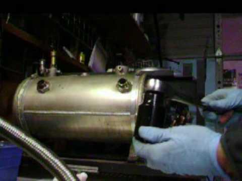 Steamworks Espresso, Refurbishing La San Marco espresso machine ...