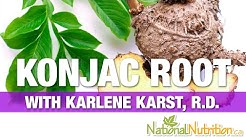 Professional Supplement Review - Konjac Root