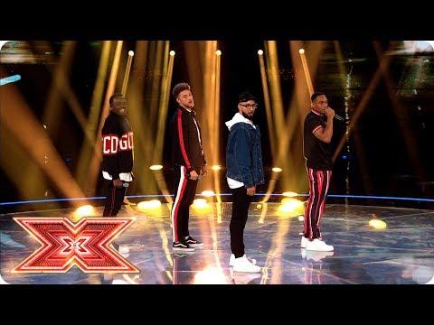 Rak-Su are back with original track Dimelo | Live Shows | The X Factor 2017