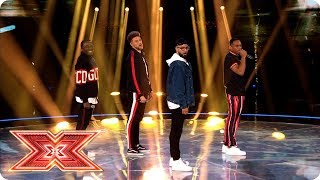 Rak-Su are back with original track Dimelo | Live Shows | The X Factor 2017