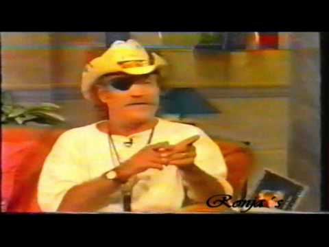 Ray Sawyer  in Interview 1995