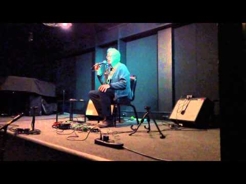 Bill Frisell Solo at Dazzle Restaurant and Lounge Denver Colorado SOLD OUT 1/19/14 Part 1 of 2