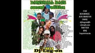 dj logon dancehall mix 2012 rage vol 2  raw