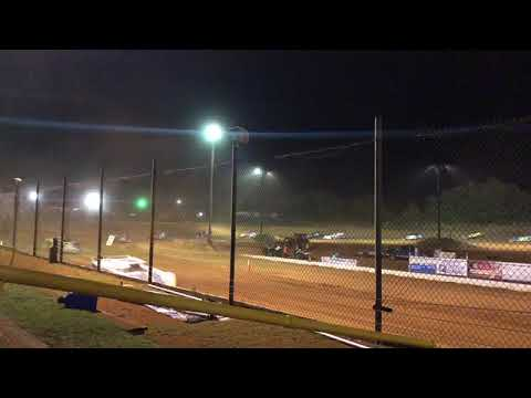 Southern Raceway Bash At The Beach Super Late Models Part 1