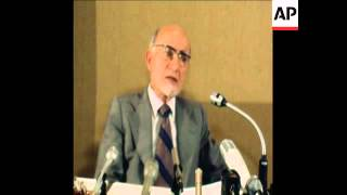 SYND 4 4 79 PRIME MINISTER BAZARGAN PRESS CONFERENCE ON SEPARATISTS MOVEMENTS